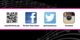 Rich-Tone Chorus Business Card